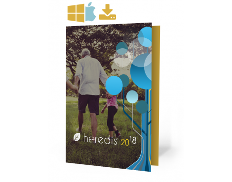 Bundle - Heredis 2018 for WINDOWS & MAC