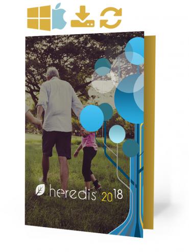 Bundle - Heredis 2018 for WINDOWS & MAC - UPGRADE