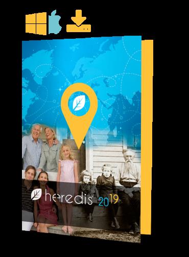 Bundle - Heredis 2018 for WINDOWS & MAC