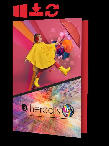Heredis 2021 for WINDOWS - UPGRADE