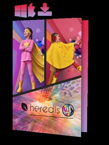 Bundle - Heredis 2021 for WINDOWS & MAC