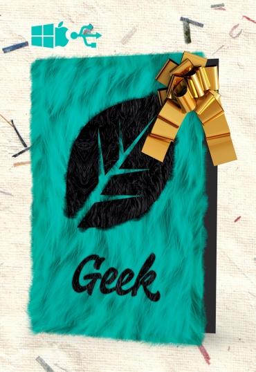 The GEEK Gift Set