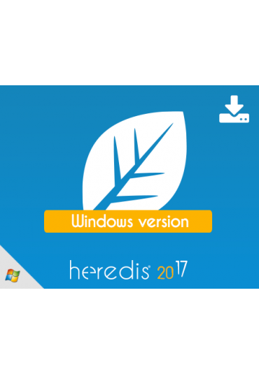 Heredis 2017 for WINDOWS